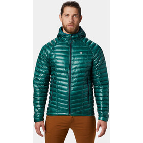 Mountain Hardwear Ghost Whisperer Hooded Down Jacket Men dive